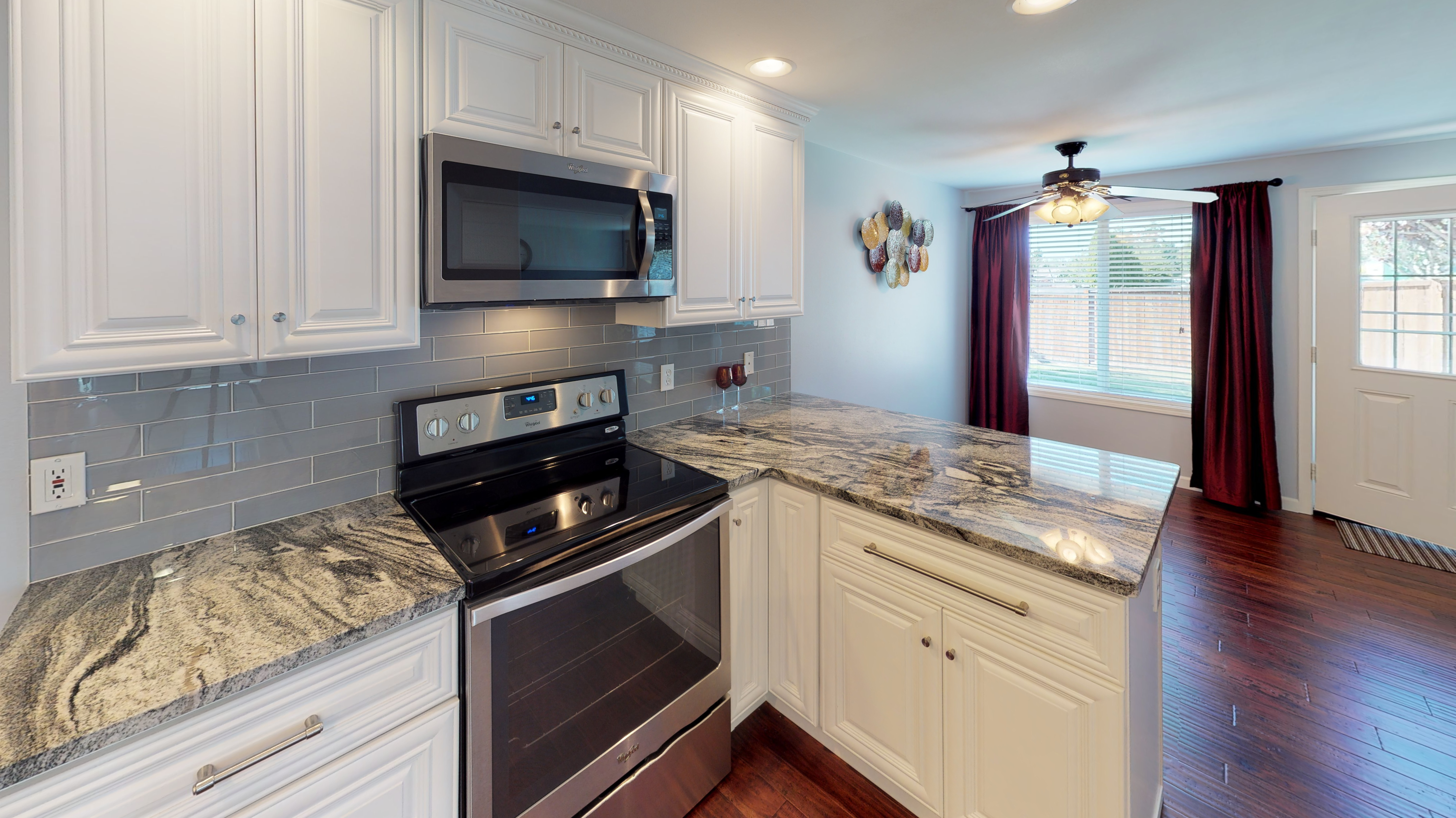 granite counter tops,